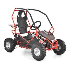 Hecht 54899 Red Buggy Gokart Akumulatorowy Elektro Quad Samochód Auto Jeździk Pojazd