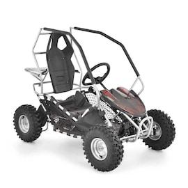 Hecht 54899 Silver Buggy Gokart Akumulatorowy Elektro Quad Samochód Auto Jeździk Pojazd Zabawka Dla