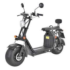 Hecht Cocis Black Skuter E-Skuter Motor Elektryczny Akumulatorowy Motocross Motorek Motocykl