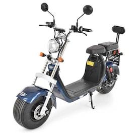 Hecht Cocis Blue Skuter E-Skuter Motor Elektryczny Akumulatorowy Motocross Motorek Motocykl