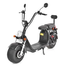 Hecht Cocis Zero Black Skuter E-Skuter Motor Elektryczny Motocross Motorek Motocykl