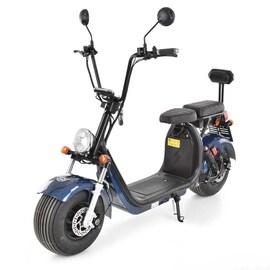 Hecht Cocis Zero Blue Skuter E-Skuter Motor Elektryczny Motocross Motorek Motocykl
