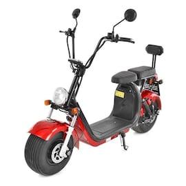 Hecht Cocis Zero Red Skuter E-Skuter Motor Elektryczny Motocross Motorek Motocykl