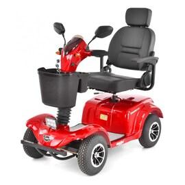 Hecht Wise Red Wózek Skuter Elektryczny Inwalidzki Pojazd Czterokołowy Dla Seniora Akumulatorowy E-S