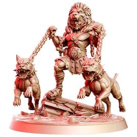 Heraklion - gladiator, Figurka RPG