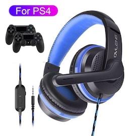 High quality Gamer Headphone Blue