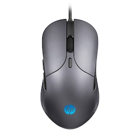 HP Professional Gaming Mouse LED Backlight Macro Ergonomic for PUBG RGB LOL Grey