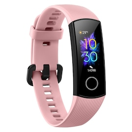 Huawei Honor Band 5 Smart bracelet with Blood oxygen Heart Rate and Sleep Tracking - PINK