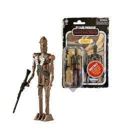 IG 11 (The Mandalorian Series) - Star Wars S3 Retro Figures Assortment - Hasbro Gold
