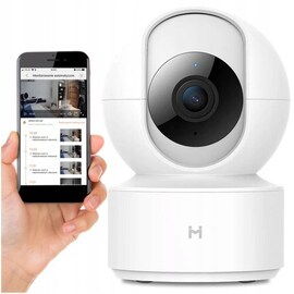 Imilab Obrotowa Kamera Ip Mi Home 1080P H.265 Eu