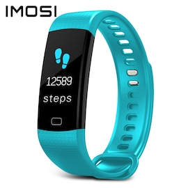 Imosi Y5 Smart BraceletColor Screen Heart Rate Fitness Tracker Watch