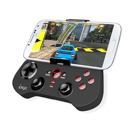 IPEGA PG-9017S Wireless Bluetooth 3.0 Gamepad Game Console with Stand for Android / Android TV / PC