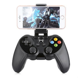 ipega PG - 9078 Universal Wireless Bluetooth Game Controller with Bracket for Android / iOS / PC