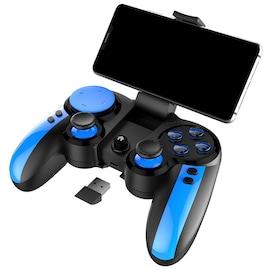 iPEGA PG - 9090 Cross Key Elastic Phone Holder Flexible Joystick Bluetooth 4.0 2.4GHz Receiver Gamepad