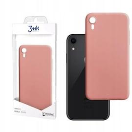 iPhone XR - 3mk Matt Case Lychee (etui)
