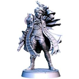 Irvid - Pirat, Figurka RPG