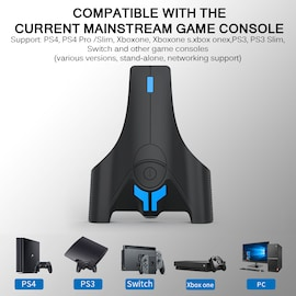 Keyboard Mouse Adapter For PS4/3/Nintendo Switch/Xbox One/ Playstation 4 Console Gamepad Controller Converter Earphone Gaming