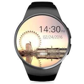 KingWear KW18 Connected Watch Phone - Nano SIM