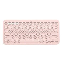 Klawiatura Bezprzewodowa Logitech K380 Rose For MAC Bluetooth | Refurbished