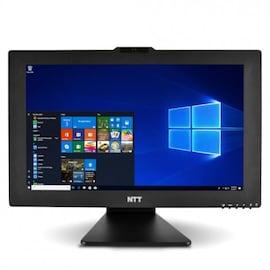 KOMPUTER ALL-IN-ONE NTT AIO LITE 21,5'' - PENTIUM G5420 Windows 10 Professional 8 GB 240 SSD (Solid State Drive) Black