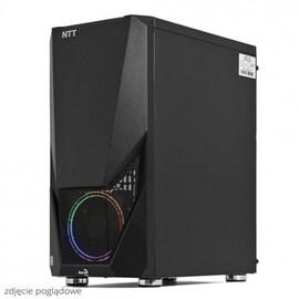 KOMPUTER DO GIER NTT GAME S Windows 10 Home AMD Ryzen 3 3200G 16 GB NVIDIA GeForce GTX 1650 1240 HDD + SSD Black