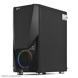 KOMPUTER DO GIER NTT GAME S Windows 10 Home AMD Ryzen 3 3200G 8 GB NVIDIA GeForce GTX 1650 240 SSD (Solid State Drive) Black