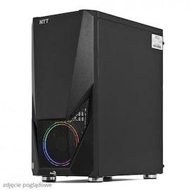 KOMPUTER DO GIER NTT GAME S Windows 10 Home AMD Ryzen 3 3200G 8 GB NVIDIA GeForce GTX 1650 480 SSD (Solid State Drive) Black