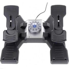 Kontroler Logitech G Saitek Pro Flight Rudder Pedals   Refurbished