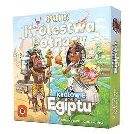 KRÓLESTWA PÓŁNOCY - KRÓLOWIE EGIPTU