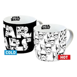 Kubek - Star Wars Stormtrooper (Heat Mug)