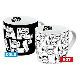 Kubek - Star Wars Stormtrooper (Heat Mug)