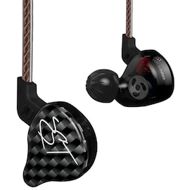 KZ ZST Pro Wired On-cord Control Noise-canceling In-ear Earphones with MIC
