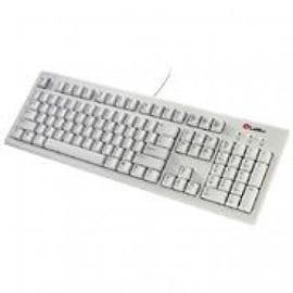 Labtec White Keyboard Plus ( UK English Layout)