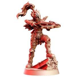 Latani - gladiator, Figurka RPG
