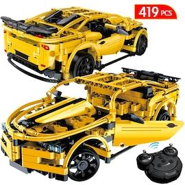 Legoingly Technical RC Car Bricks