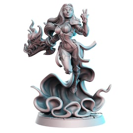 Levita - paladyn, Figurka RPG