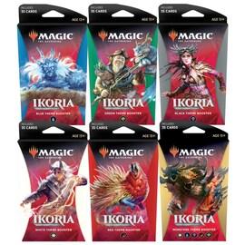 Magic: The Gathering: Ikoria - Lair of Behemoths Theme Booster Display (12 Packs)