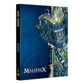 Malifaux 3rd - Arcanist Faction Book