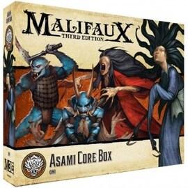 Malifaux 3rd - Asami Core Box