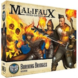 Malifaux 3rd - Burning Bridges