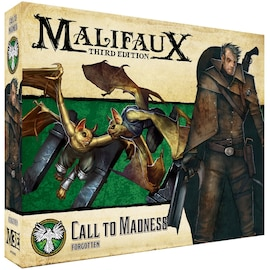 Malifaux 3rd Edition - Call to Madness