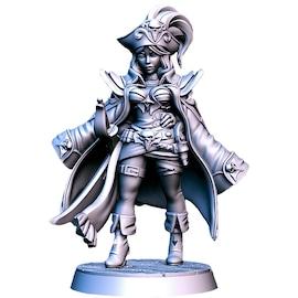 Maridy - Piratka, Figurka RPG