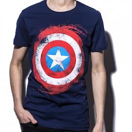 Marvel - Marvel Comics Men's T-shirt S Multi-colour