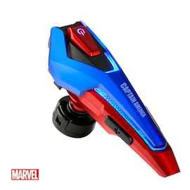 Marvel's Avengers 4 EBT945 Bluetooth Headset Unilateral Sports Earplug Captain America Blue