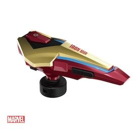 Marvel's Avengers 4 EBT945 Bluetooth Headset Unilateral Sports Earplug Iron Man Gold