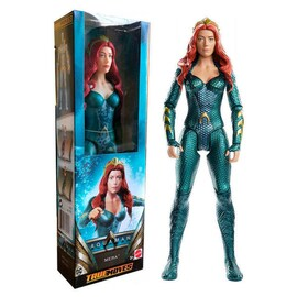 MATTEL DC Comic Aquaman Mera 30cm FXF92