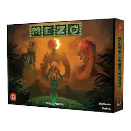 Mezo - gra planszowa (edycja polska)