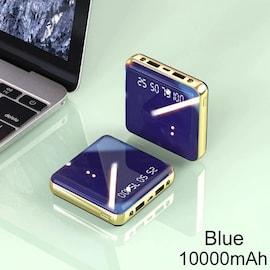 Mini Power Bank Blue 1000-2999 mAh