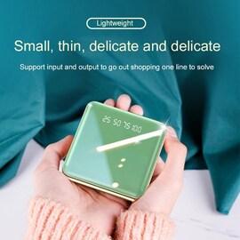 Mini Power Bank Green 1000-2999 mAh