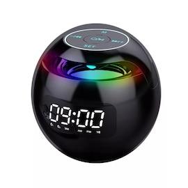 Mini Speaker Alarm Clock